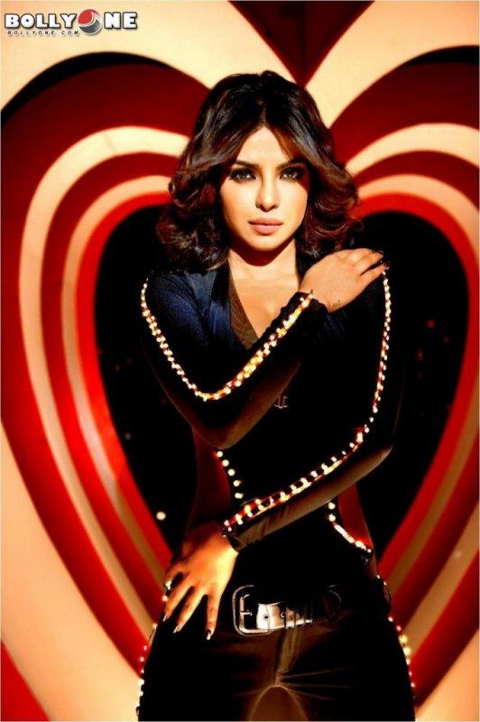 Priyanka Chopra as Badmaash Babli in Shootout At Wadala