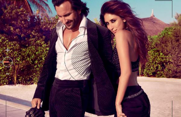 Saif et Kareena