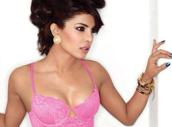 Priyanka Chopra Hot Shoot For Maxim Magazine December 2013