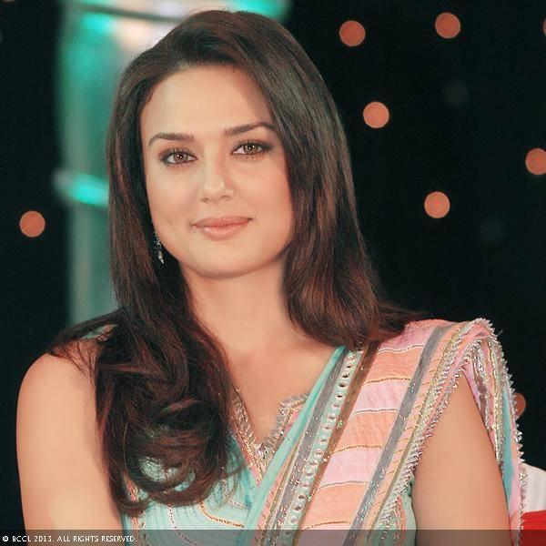 Le 31 janvier c'est l'anniversaire de Preity Zinta