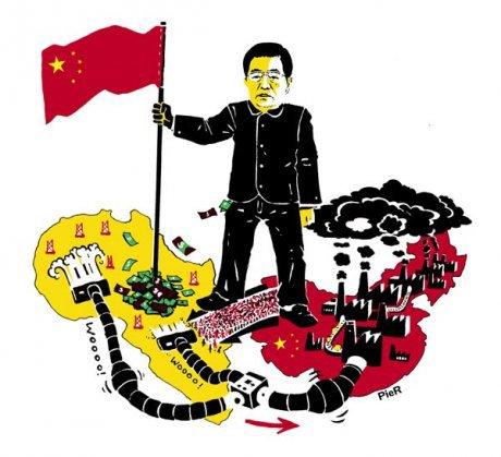La chinafrique : Un néocolonialisme qui risque de ne plus durer.