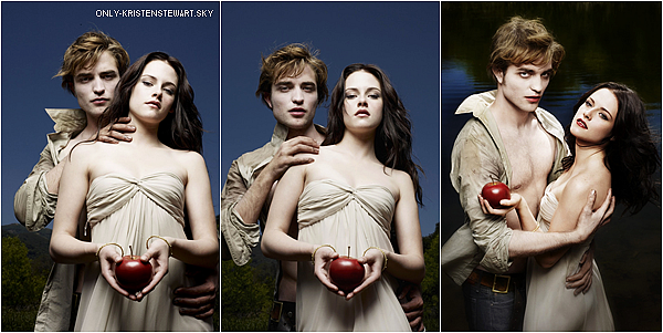 Flashback - Entertainment Weeky 2008 avec Kristen, Rob, Taylor, Rachelle et Cam :