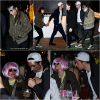 31.10.12 :  Robsten à une fête d'halloween au cimetière Hollywood Forever. Déguisements transparent ! LOL