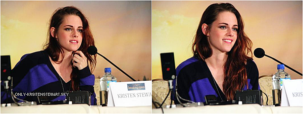 01.11.12 : Kristen à la Confèrence de presse pour Breaking Dawn Part 2 à Los Angeles + Photos.