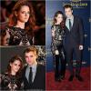 14.11.12 : Kristen, Robert et Taylor étaient à l'avant première de Breaking Dawn Part 2 à Londres.
