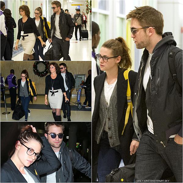 23.11.12 : Après Londres, c'est à New York que les deux amoureux profite de leur temps libre.