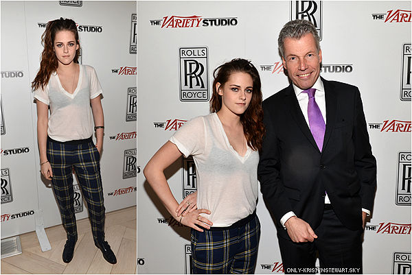 28.11.12 : Kristen était au Variety Studio Awards à Los Angeles, bof, bof pour la tenue :