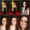 01.12.12 : Kristen était présente pour les  Governors Awards 2012. Un top pour sa robe et le make-up :