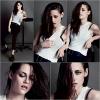 Nouveau photoshoot de Kristen pour V Magazine, j'aime beaucoup les deux dernières photos :