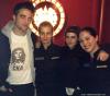 31.12.12 - Des fans d'un restaurant Mexicain à Londres, ont vue Robert et Kristen le jour de l'an :