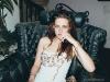 Deux nouvelles photos de Kristen pour V magazine (Janvier 2013) naturel, simple... un top :