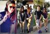 11.03.13 - Kristen a été aperçue part une fan, on vois aussi Scout elles sont allées au golf à LA :