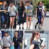 05.06.13 Kristen avec une amie dans les rue de Los Angeles. + Photo d'une fan à Malibu le 7 Juin :