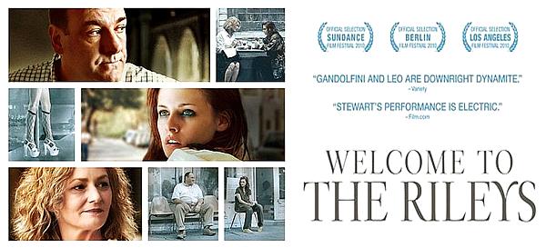Hommage à James Gandolfini qui est décédé, il avait joué avec Kristen dans Welcome to the Rileys :