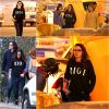 25.10.2013 - Kristen et ses amis ont visité un champ de citrouilles pour Halloween, à Los Angeles :
