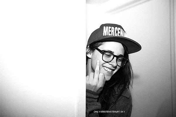 Nouvelle photo de Kristen prises par Lindsey Byrnes :