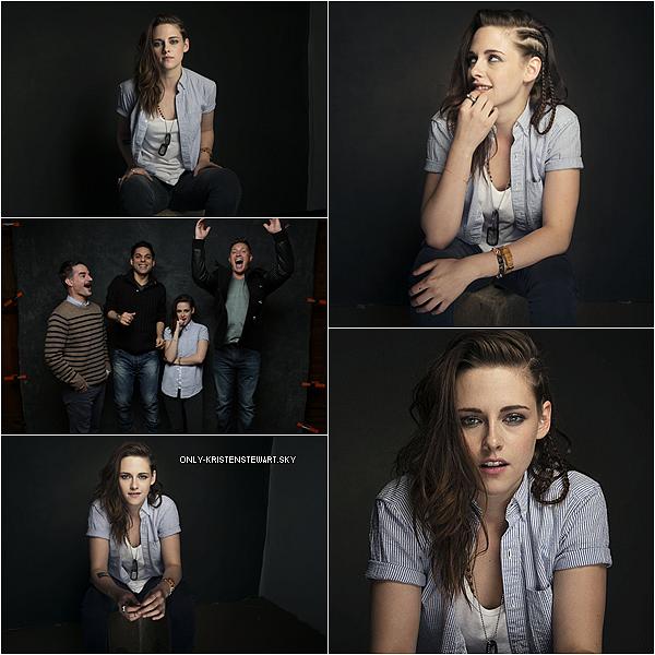 17.01.2014 - Kristen à la première mondiale de Camp X-Ray au Festival de Sundance 2014 :