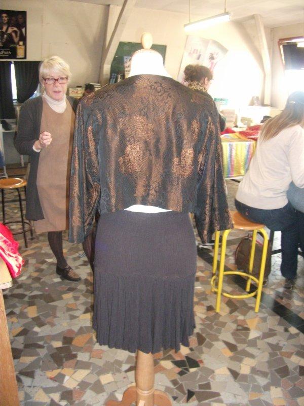 les vêtements créés par moi