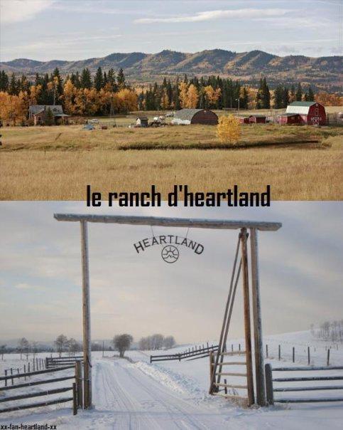 Le ranch d'heartland