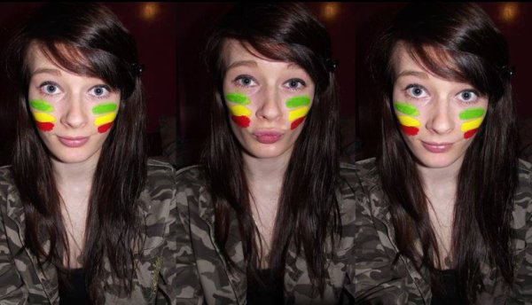 Je suis La chef d'une tribu  éthiopienne.