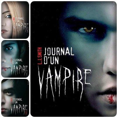 # Library-Of-Dreams.       Journal d'un vampire.