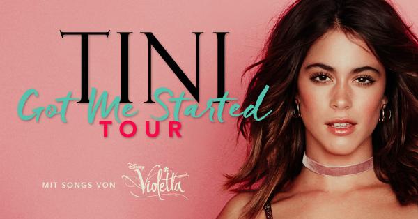 Tini Got me started Tour : un nouveau chemin