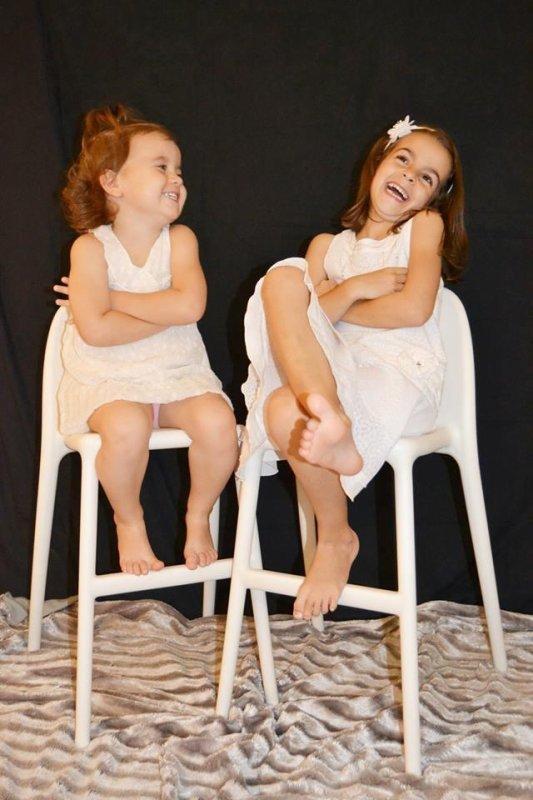 Mes princesses, mes bébés! ♥ EDEN & LILIE ♥