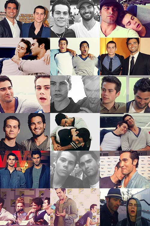Fiction Sterek