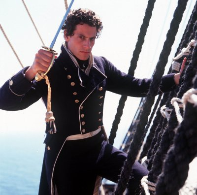 IOAN GRUFFUDD est (Hornblower)