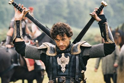 IOAN GRUFFUDD (Le Roi Arthur)