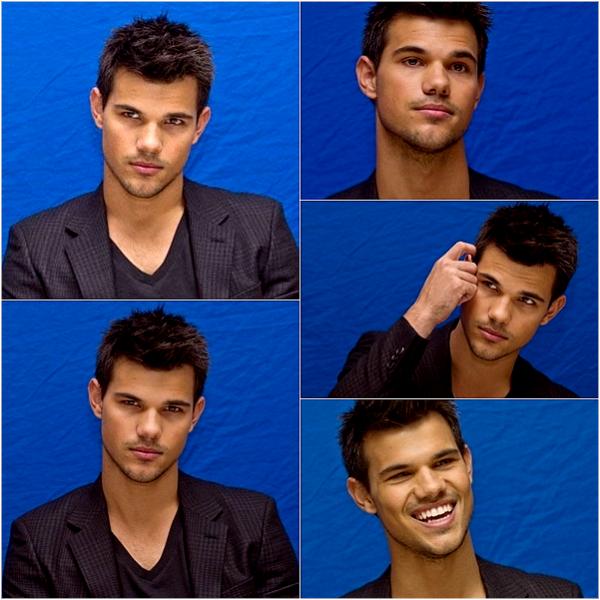 *  Apparitions 07.11.11 : Taylor était a la conférence de presse afin de contunué la promotion de Twilight 4.  *