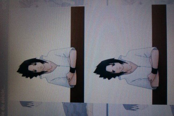La patience de sasuke