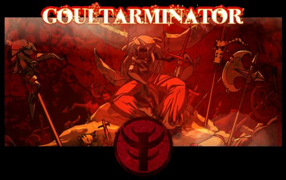 Le Goultarminator 2012,sera filmé par la Caly's Team