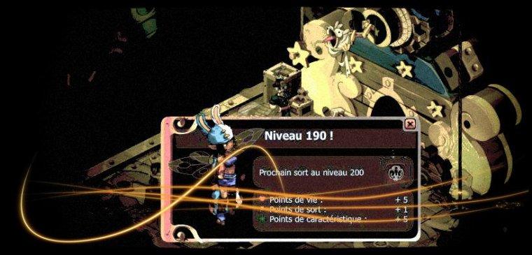 Ns-Swaim = Level 190