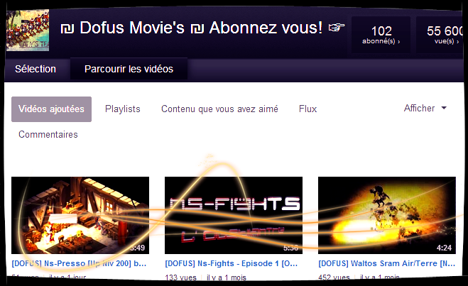 UP 200 !! + Vidéo exclusive !