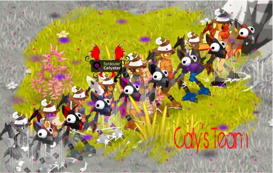 Caly'S Team