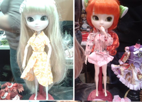 Japan Touch 2013 ! :D -  Au pays des Pullips ... ♥