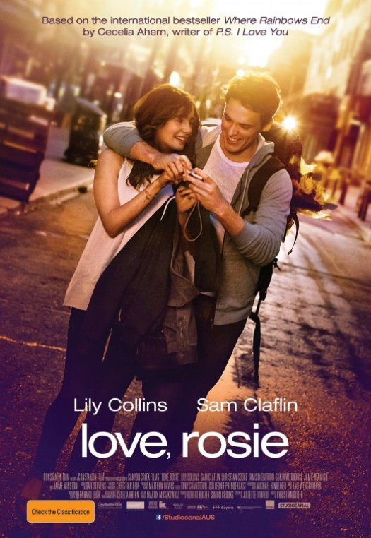 Love, Rosie --> Du livre au film