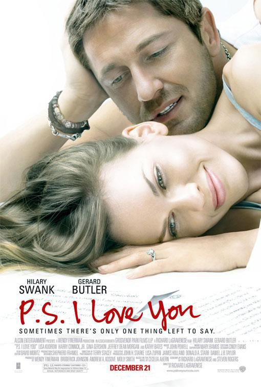 Du livre au film --> PS : I love you