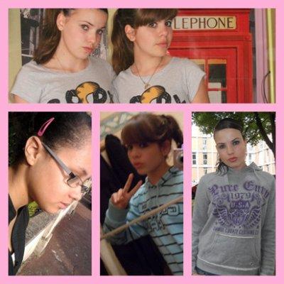 Las Choupettas De Mi Corazon : Lulu & LilOu the Twins Sisters + Now's