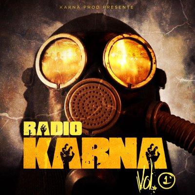 RADIO KARNA VOL.1 ! La nouvelle mixtape de la Karna Zoo