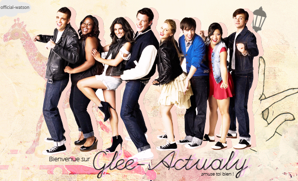 Glee-Actualy