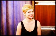 • • Michelle était sur le plateau de Jimmy Kimmel le 6 Février 2012 ! La belle a fait un joli TOP, sublime ♥