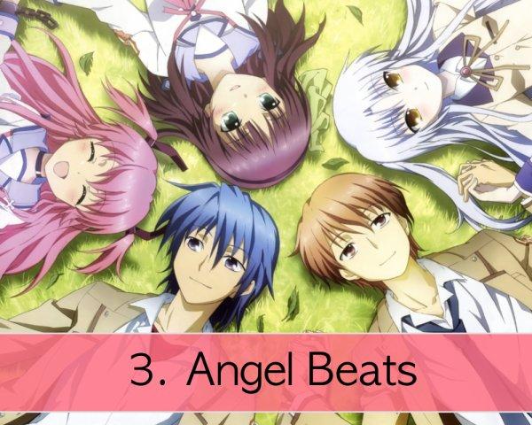 Top 5 de mes manga préféré!