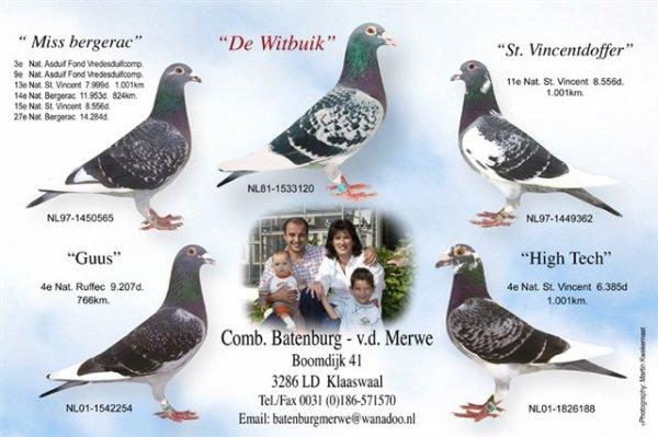 Batenburg-v.d. Merwe