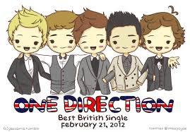 We Loooove One Direction ♥ !!