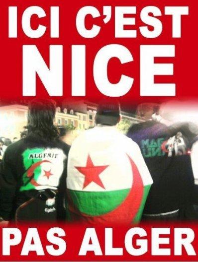 Attention les Algeriens danger Ont est dans le mOnde entier