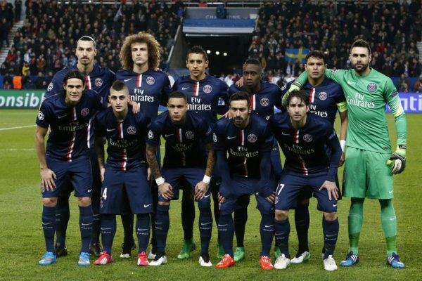 PARIS - CHELSEA : 1-1