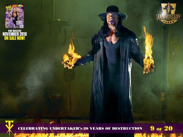 Undertaker Photo