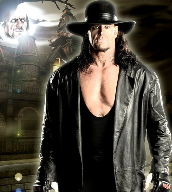 The Undertaker new !!!
